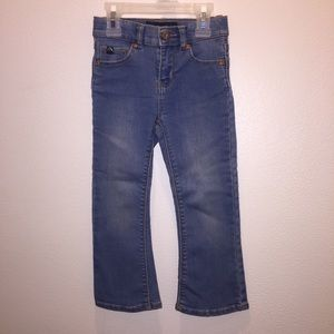 Girl's Jordache Bootcut Jeans (size 4T) 💙 EUC